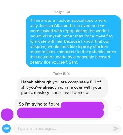 reactie en respons